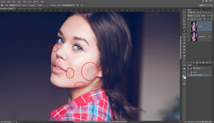 Обрабатываем фото в графическом редакторе за 10 минут (24 фото)