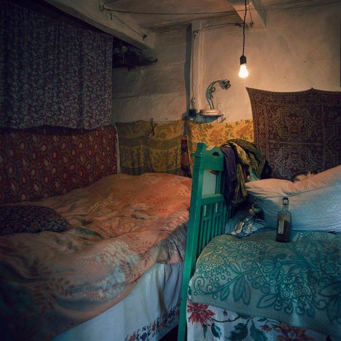 Умирающие села и деревни Украины (20 фото)