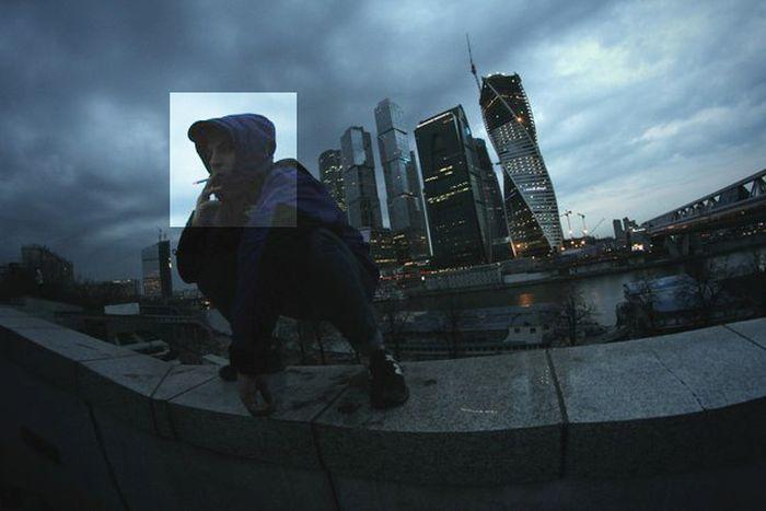 Троллинг юного горе-художника из соц сети (16 фото)
