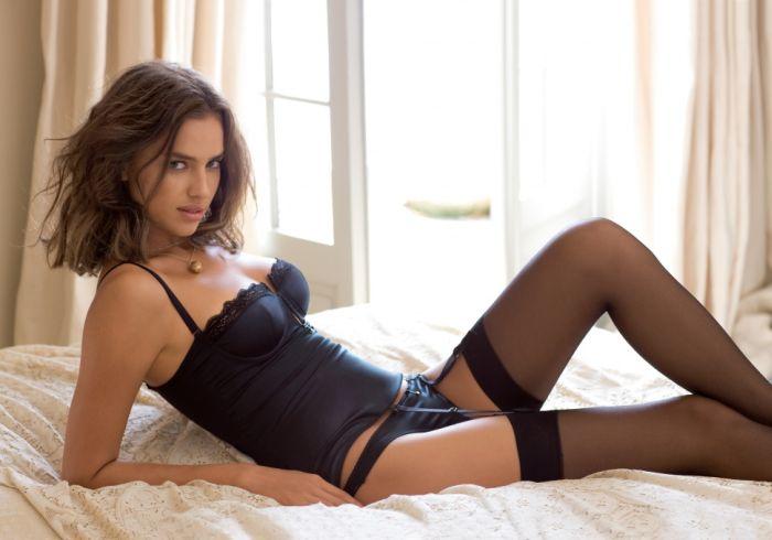 Ирина Шейк - сексуальная русская фотомодель (36 фото)