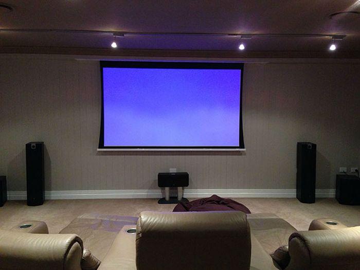 Персональные домашние кинотеатры (32 фото)