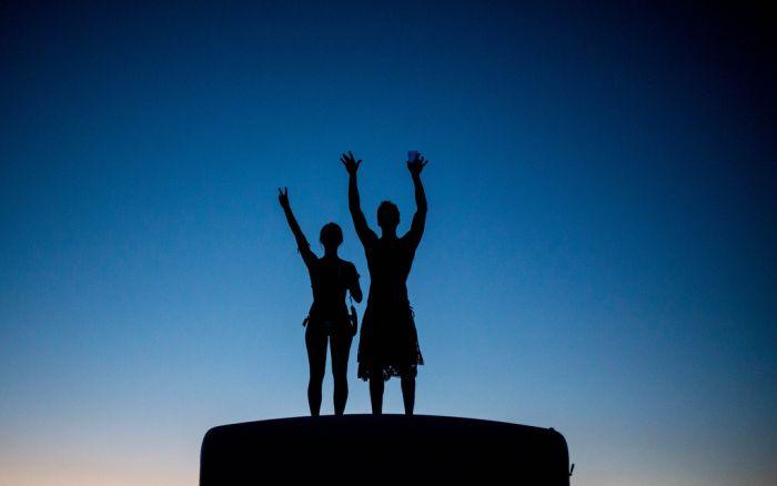 Коллекция фотографий с фестиваля Burningman (100 фото)