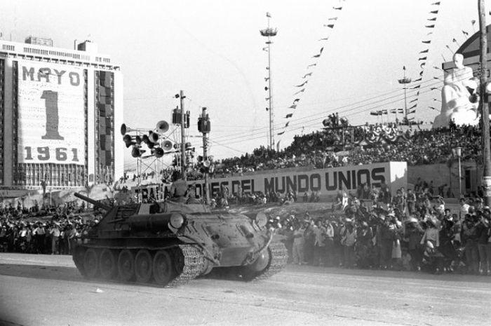 Операция по свержению правительства Фиделя Кастро (12 фото)