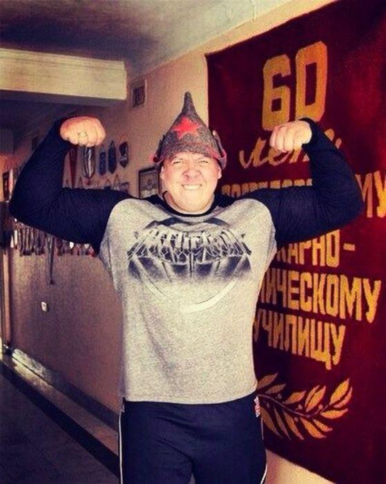 Интересные факты из жизни Михаила Кокляева (14 фото)