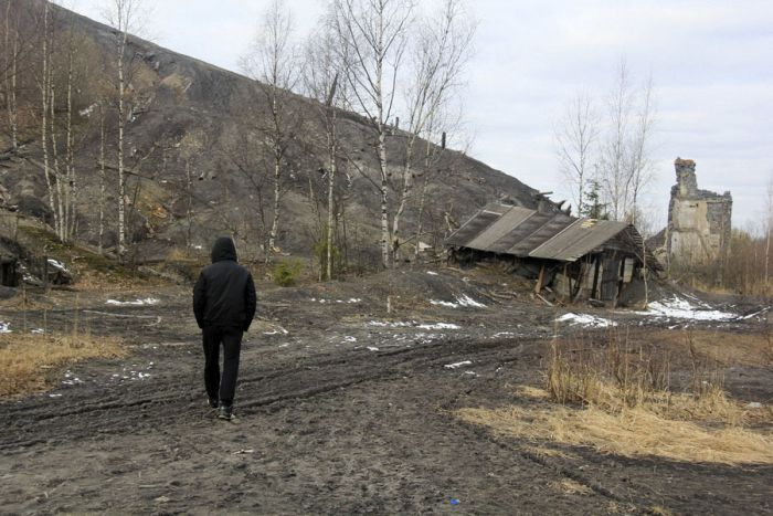 """Прогулка по шахтерскому городку """"Нелидово"""" (33 фото)"""