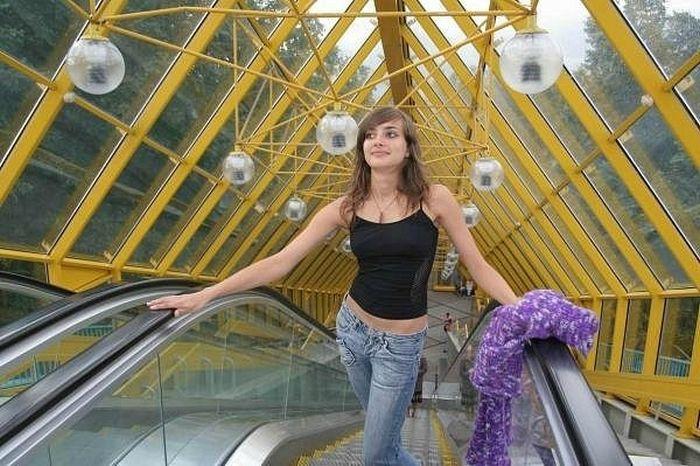 Елена Урусова - милая девушка с необычным хобби (26 фото)