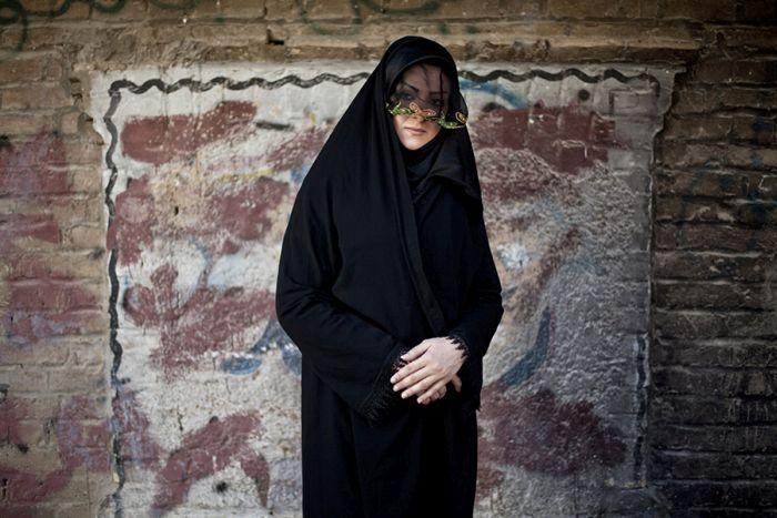 Другая сторона современного Ирана (25 фото)