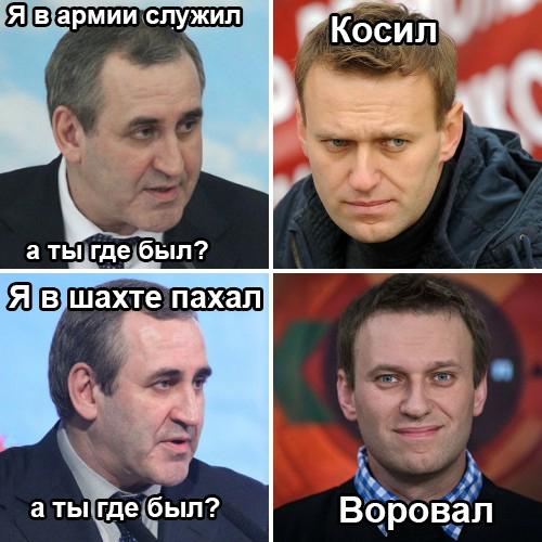 Неверов выиграл суд у Навального (3 фото)