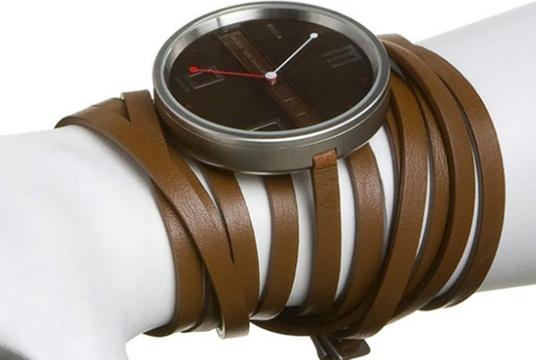 Уникальные дизайнерские часы