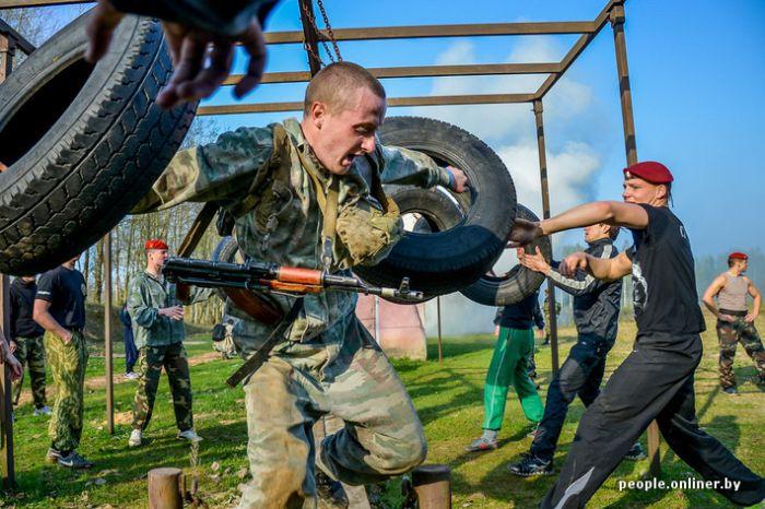 Суровое испытание спецназовцев, сражающихся за краповый берет (77 фото)
