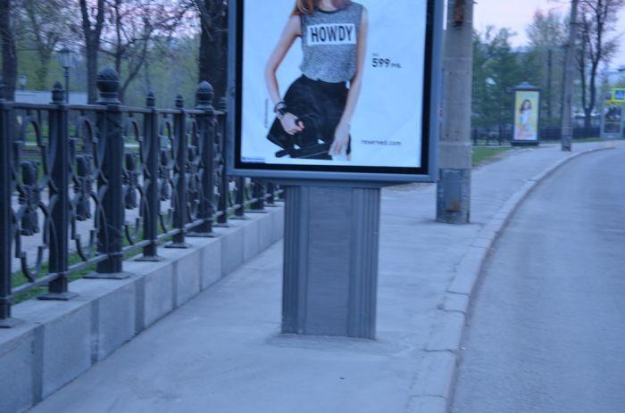 Тротуар для пешеходов (5 фото)