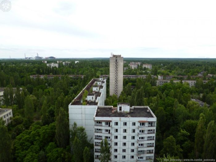 Чернобыльская Зона в наши дни (70 фото)