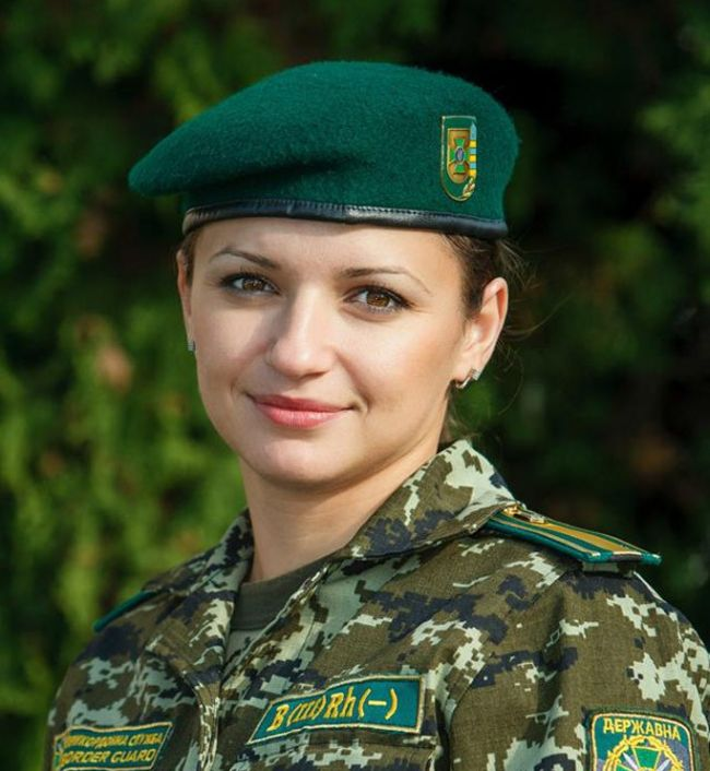 Украинские пограничницы (19 фото)