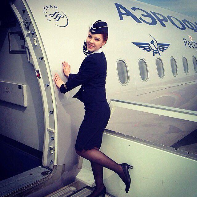 русские стюардессы фото