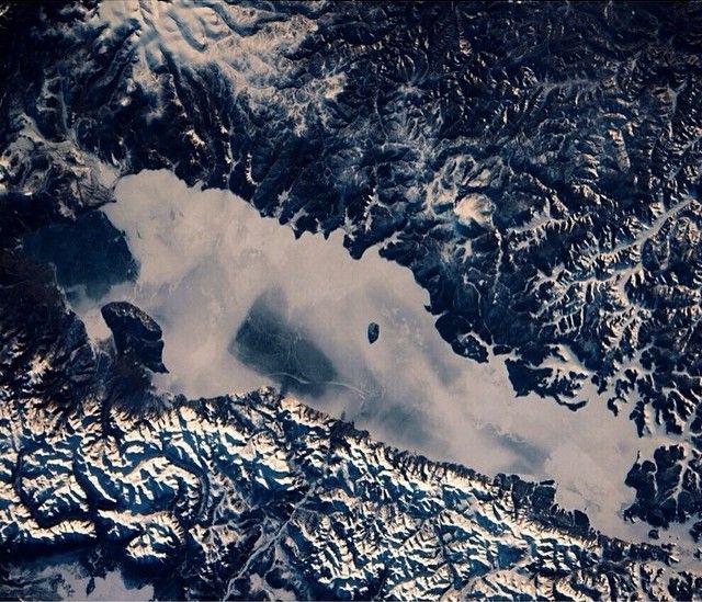 Удивительные снимки Роскосмоса (41 фото)