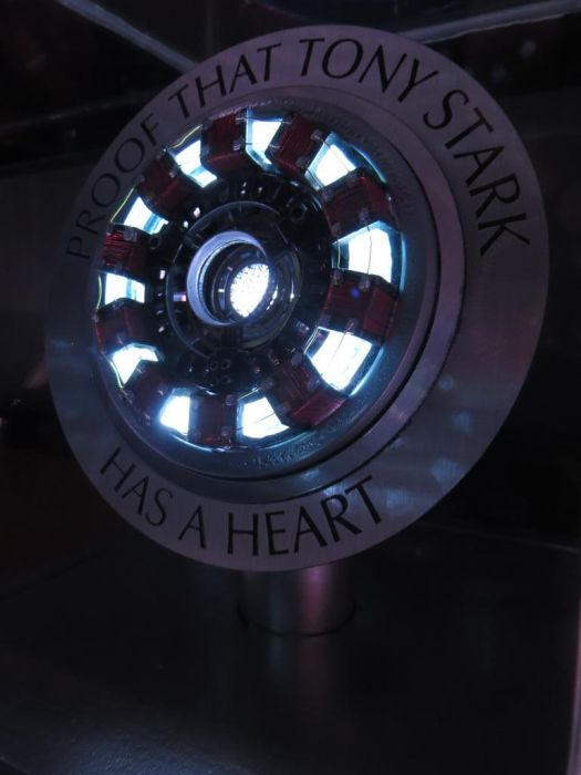 "Сердце ""Железного Человека"" своими руками (40 фото)"