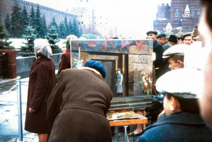 Москва: 1970 год (50 фото)