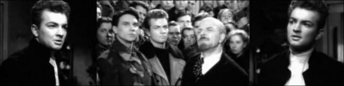 Дебютные роли советских актеров и актрис (58 фото)