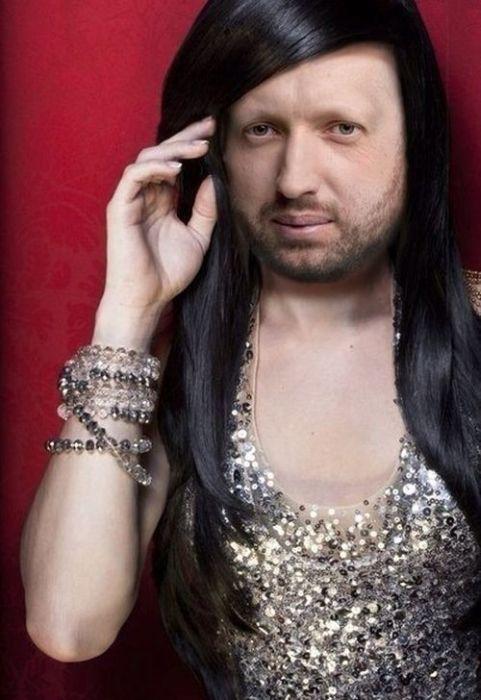 Кончита Вурст - победитель Евровидения 2014 (43 фото + 2 видео)