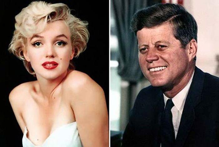Любовницы известных политиков (14 фото)