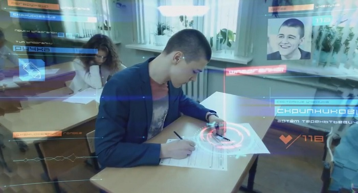 Школьникам больше не удастся списать на экзамене! (4 фото + видео)