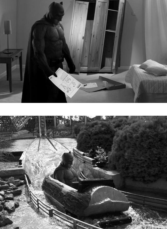 Новый интернет-мем: Грустный Бэтмен (19 фото)