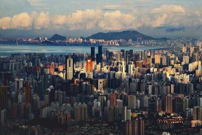 Как изменились города за последние годы (38 фото)