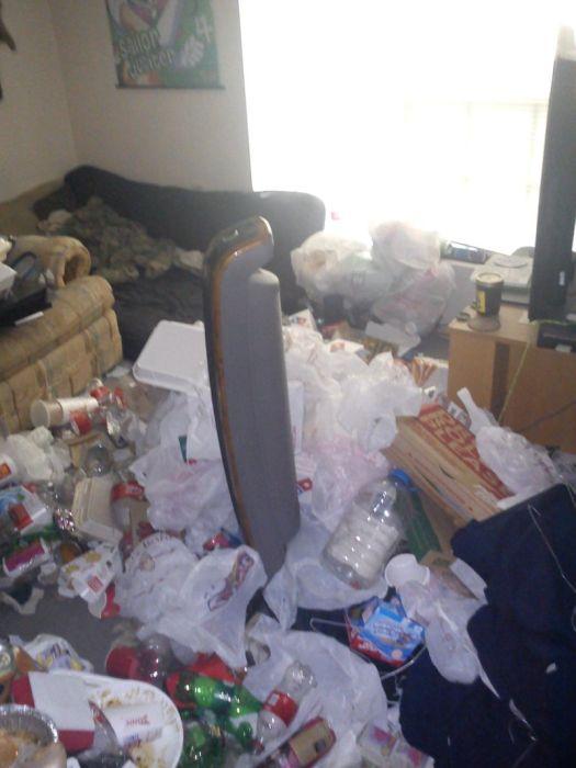 Квартира заядлого геймера (6 фото)