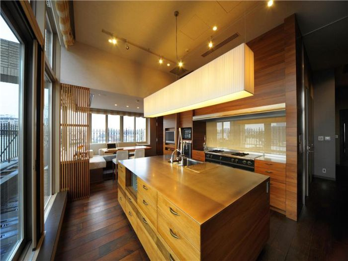 Самые дорогие апартаменты в Токио (23 фото)
