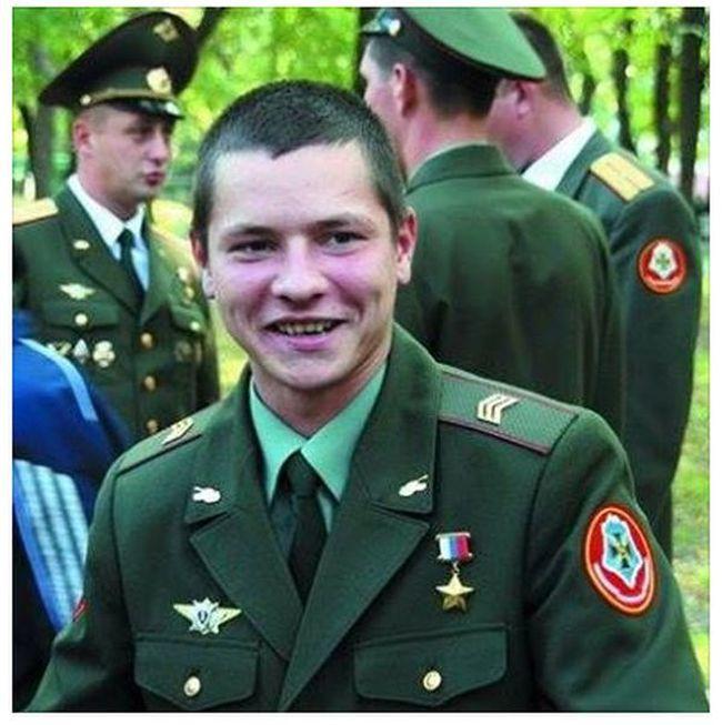 Самый молодой Герой России (2 фото + текст)