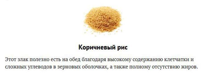 Список полезных и необходимых продуктов (20 фото)
