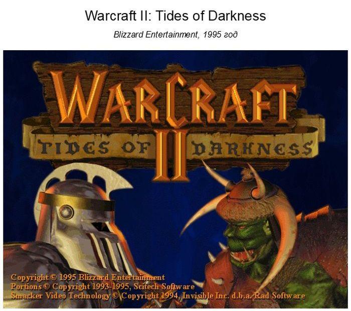 Видеоигры из нашего детства (36 фото)
