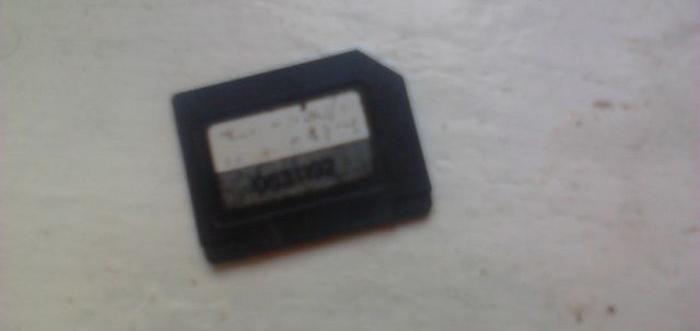 Розыск владельцев потерянной карты памяти (4 фото)