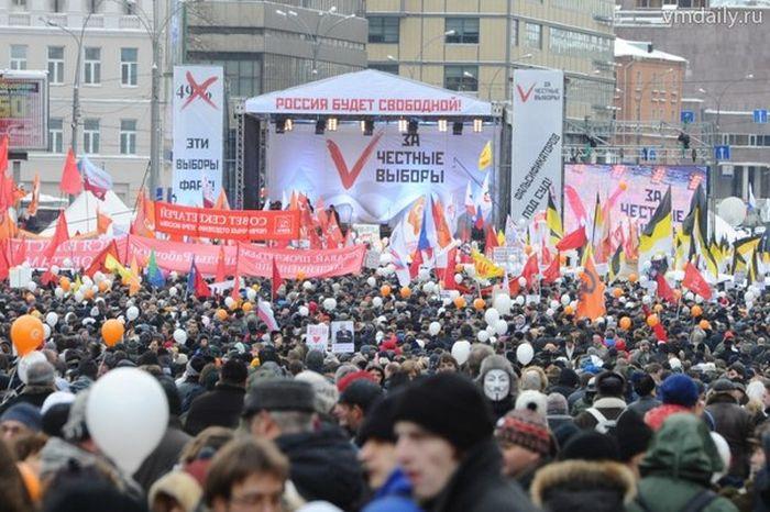 США планирует потратить $30 млрд на финансирование революции в России (2 фото + текст)