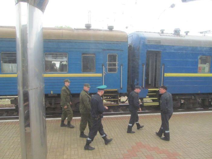 Путешествие в Крым на поезде (34 фото)