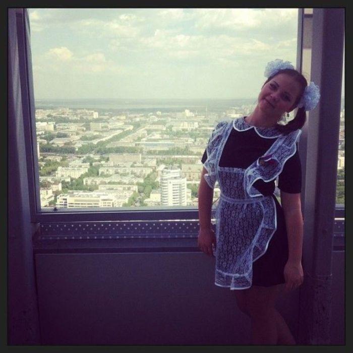 Последний звонок 2014 в Москве (41 фото)