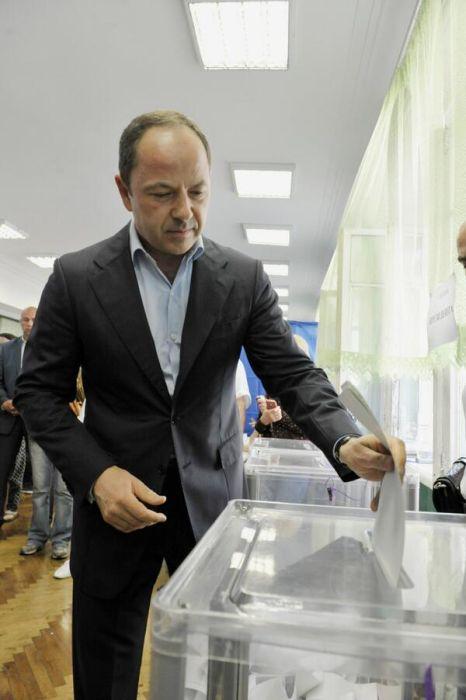 Выборы президента Украины 2014 (27 фото)