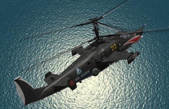 """""""Ка-52 Аллигатор"""" способен противостоять целой армии (10 фото + видео)"""