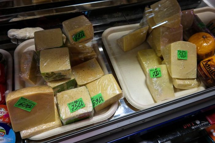Цены на продукты и различные товары в Диксоне (19 фото)