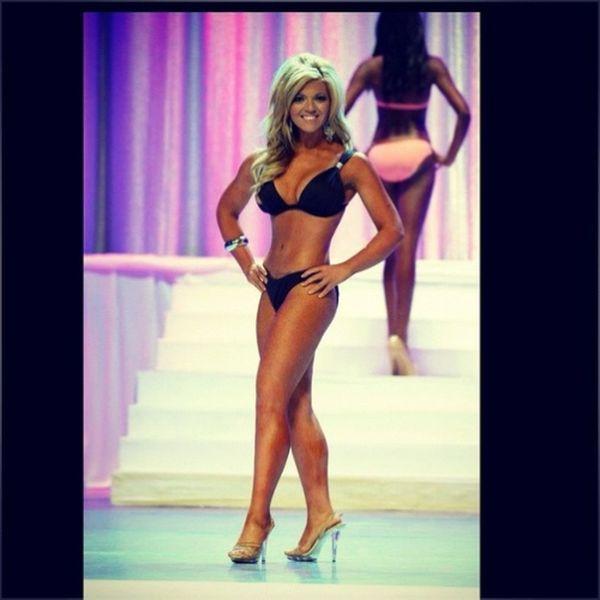 Перевоплощение из толстушки в участницу конкурса красоты (25 фото)