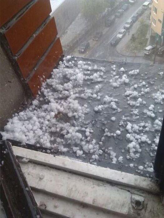 Потоп в Минске (20 фото)