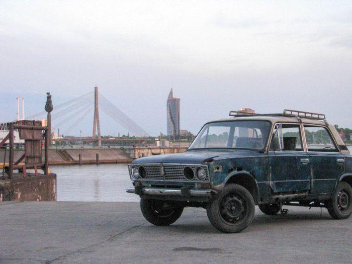 Самый экологичный отечественный автомобиль (7 фото)