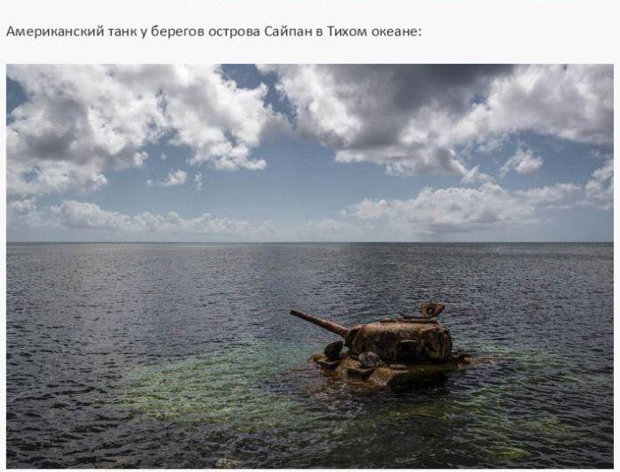 Заброшенные военные объекты в разных странах мира (15 фото)