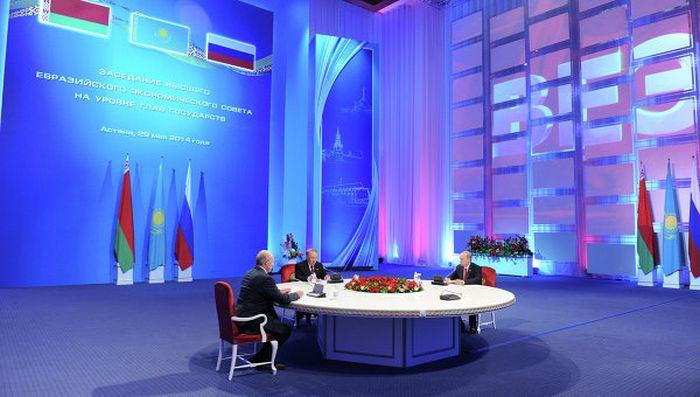 Россия, Белоруссия и Казахстан: Евразийский экономический союз (3 фото + текст)