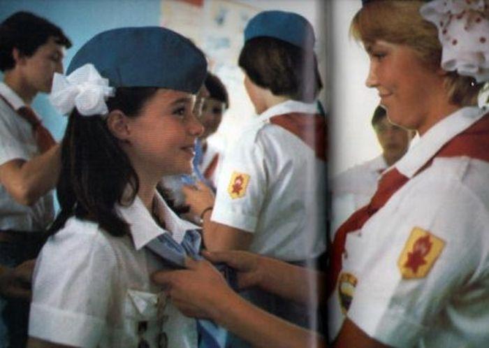 "Американская школьница в ""Артеке"" (13 фото + текст)"