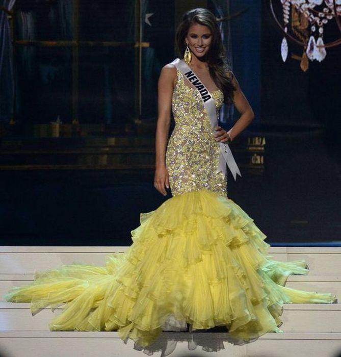 Ниа Санчес - Мисс США 2014 (28 фото)