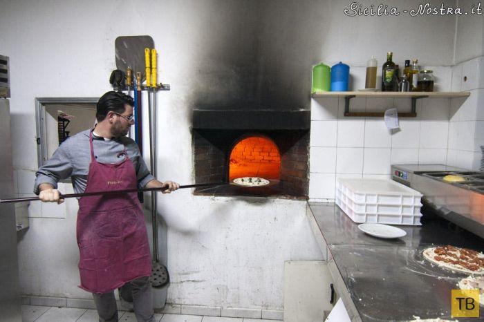 Факты о традиционной сицилийской пицце (15 фото)