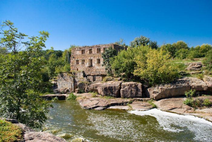 Букский каньон: один из самых красивых уголков Украины (9 фото)