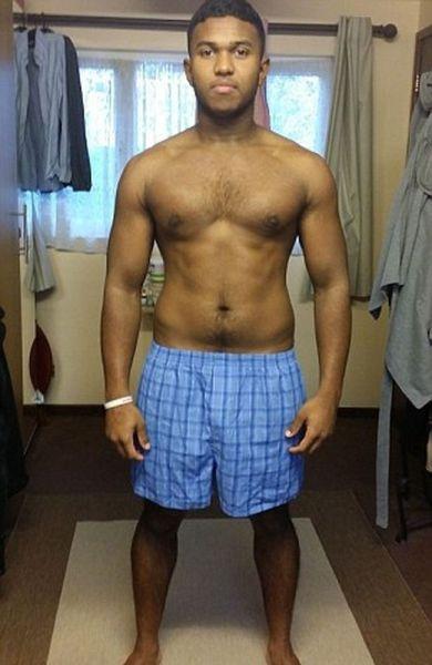 Идеальная физическая форма за 12 недель (17 фото)