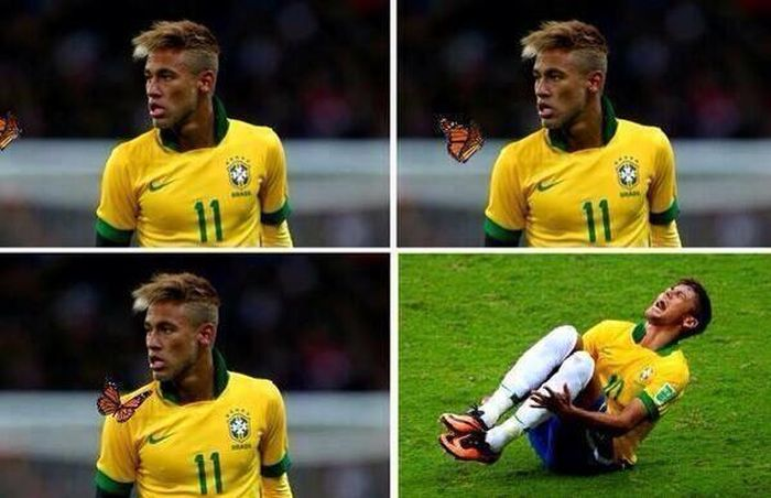 Приколы про Чемпионат мира по футболу 2014 (64 фото)